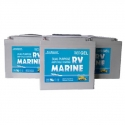 Аккумулятор  EverExceed MARINE GEL  8G4DM-12200MG